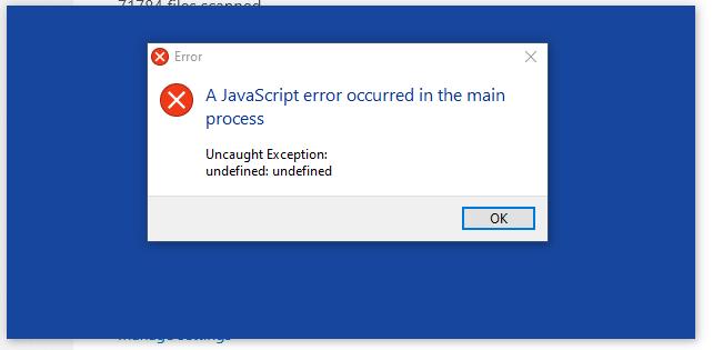 BeyondLabz JS Error